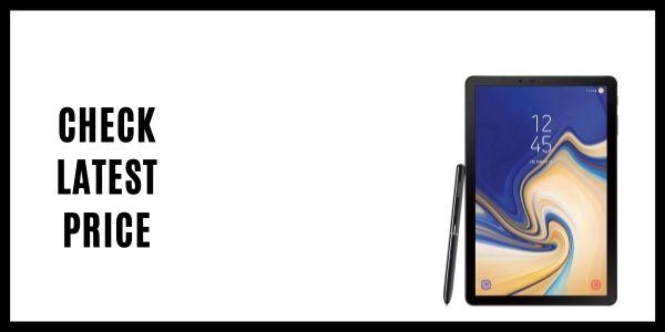 Samsung Electronics SM-T830NZKAXAR Galaxy Tab
